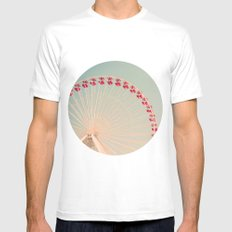 The Great White MEDIUM Mens Fitted Tee White