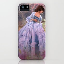 Impression by Kylie Addison Sabra iPhone Case