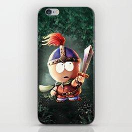 Viking Stan iPhone Skin