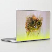 playstation Laptop & iPad Skins featuring Weedy Playstation Frankenstein by Kid Doom