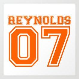 Reynolds 07 Art Print
