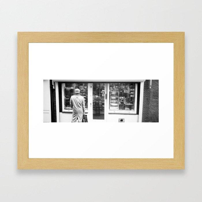 DAM 1 Framed Art Print