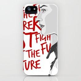 Etta Bishop iPhone Case