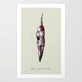 Mui Galiente Art Print