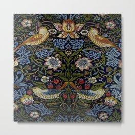 Art work of William Morris 2 Metal Print