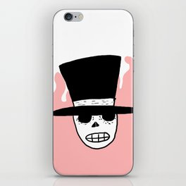 Sexy Skeleton  iPhone Skin