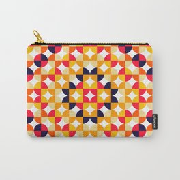 Circle Square (Fancy) Carry-All Pouch