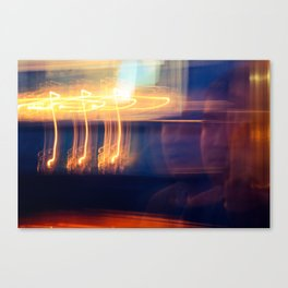 Sweet Fire Canvas Print
