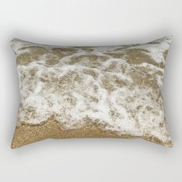 Rolling with the Tide Rectangular Pillow