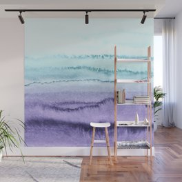 WITHIN THE TIDES LILAC MINT by Monika Strigel Wall Mural