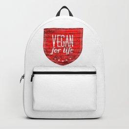 Vegan for life Backpack
