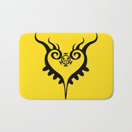 One Piece Trafalgar Law 1 Bath Mat