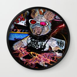 """Boarguts Live"" Wall Clock"