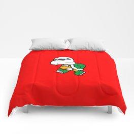 Koopa Trooper Comforters