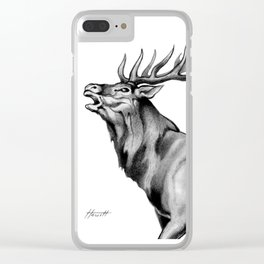 The Challenge Clear iPhone Case