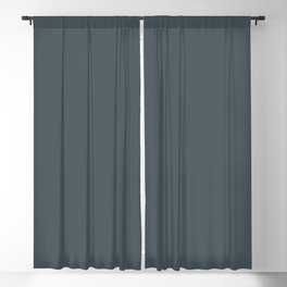 PPG Glidden Trending Colors of 2019 Obsidian Greenish Gray PPG1035-7 Solid Color Blackout Curtain