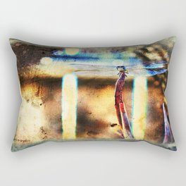 A Single Wish Rectangular Pillow