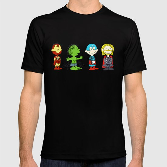 Little Avengers T-shirt