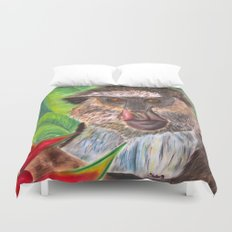 Mona Monkey Duvet Cover