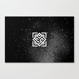 The Sound of the Universe Canvas Print