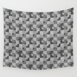 Grey Ninety Wall Tapestry