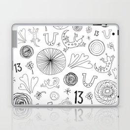 Lucky You Laptop & iPad Skin