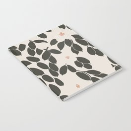 Zooey Magnolia Notebook