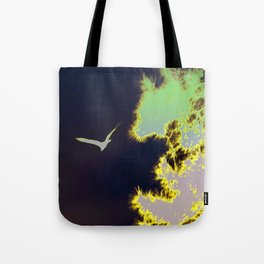 Come Fly Away With Me II Tote Bag