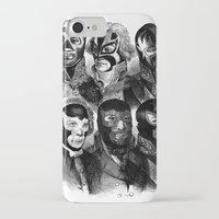 wwe iPhone & iPod Cases featuring WWE 1789 by DIVIDUS