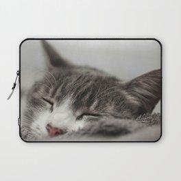 Pink Nose Snoring  Laptop Sleeve