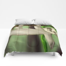 Just slothin' Comforters