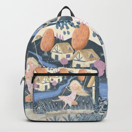 Autumn Swing Backpack