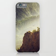 Long Way Down - Caldera de Taburiente - La Palma iPhone 6s Slim Case