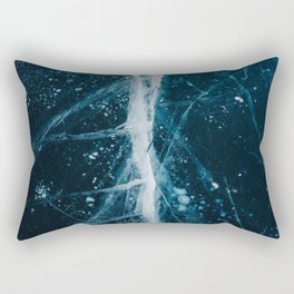 ICE II Rectangular Pillow
