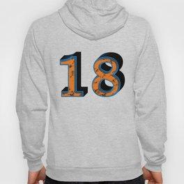 Eighteen Hoody