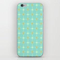 Retro Stars iPhone & iPod Skin