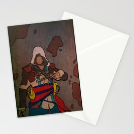 Asssassin's Creed - Black Flag - Edward Kenway Stationery Cards