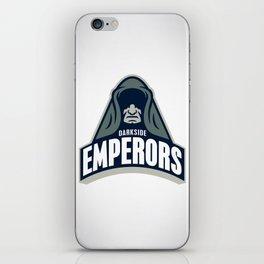 DarkSide Emperors iPhone Skin