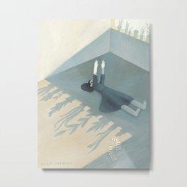 A game of shadows Metal Print