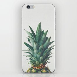 Pineapple Top iPhone Skin