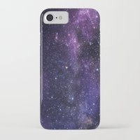 cosmic iPhone & iPod Cases featuring Cosmic by Marta Olga Klara