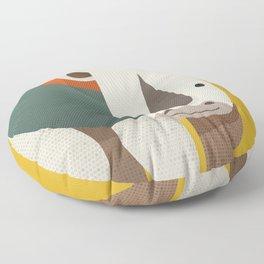 Rhinoceros Floor Pillow