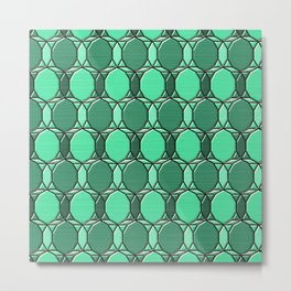 Geometrix 115 Metal Print
