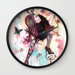 Delirium, The Sandman Wall Clock