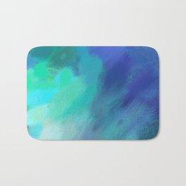 Blurred Memories Bath Mat