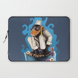 Cosmo At The Moon Palace Laptop Sleeve