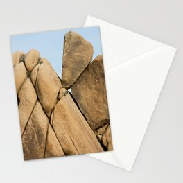 Natural Geometric Balance Stationery Cards