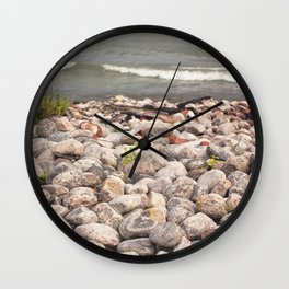 Rouge River on October 10th, 2020. XXX Wall Clock