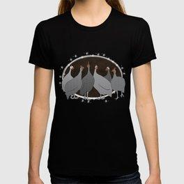 Helmeted Guineafowl T-shirt