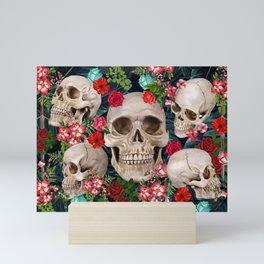 tropical scary  Mini Art Print